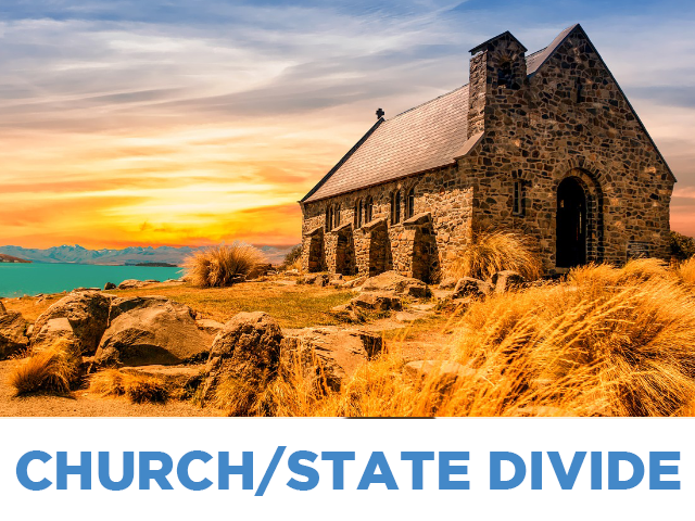 Church-State Divide